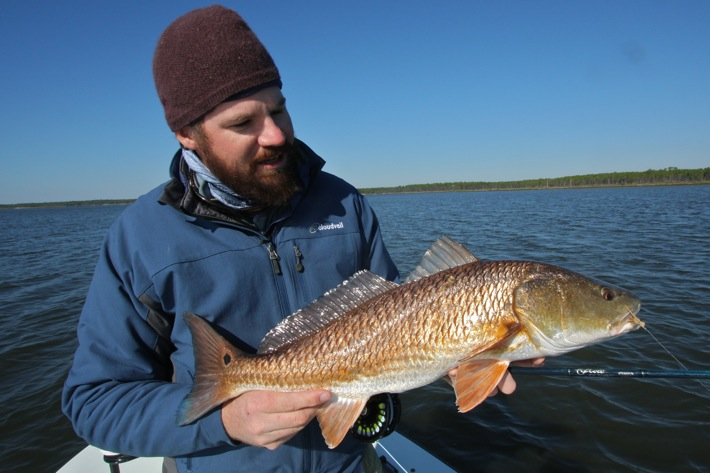 Spotted Tail Outdoors redfish