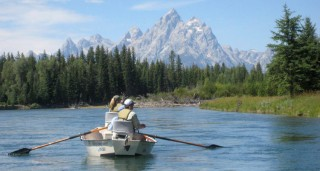 Teton Float