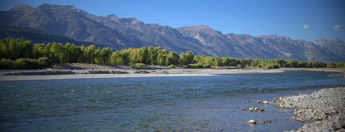 Snake River, Grand Tetons