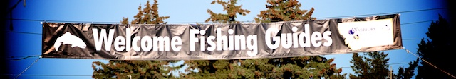 Spotted Tail Outdoors at Simms ICE OUT fishing guide event in Bozeman, MT